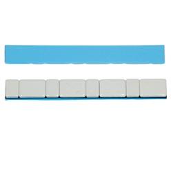 Riegel Wuchtgewichte 6Kg / 100 4x10g mit Kunststoffschaber 4 Teilig
