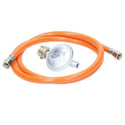 Gasdruckminderer inkl. Gasdruckschlauch 150 cm