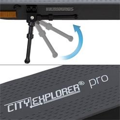 City Explorer Pro E-Scooter mit Straßenzulassung 350W