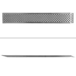 Auffahrrampe aus Aluminium 150 cm Länge