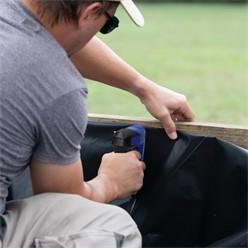 Elektrotacker für Klammern und Nägel 20 Schüsse/min