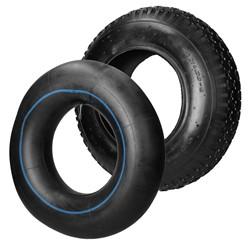 Tubo de revestimento do pneu 4,80/4,00-8 Preto