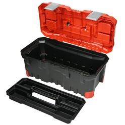 Werkzeugkasten 50x25x24 cm aus Kunststoff