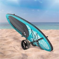 Transportwagen einzel, für Paddle Board und Surfboard, aus Aluminium
