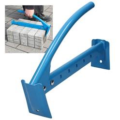 Ziegelzange einstellbar, 425-700x75x155 mm, aus Stahl