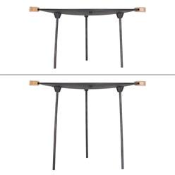Grillplatte Ø 44 cm, mit 3 Beinen, aus Gusseisen