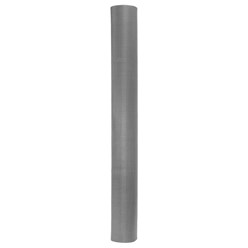 Fliegengitter grau, 1.5x25 m, aus Fiberglasnetz