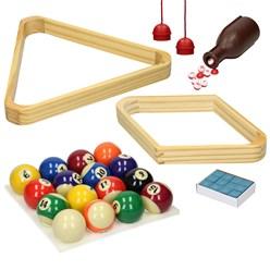 Billiard Zubehör Set