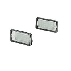 LED-Kennzeichenbeleuchtung für Audi