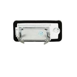 Feux arrière éclairage plaque immatriculation pour Audi A3 8P A4 8E A6 4F