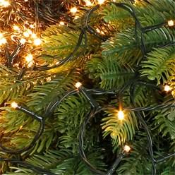 LED Lichterkette für Weihnachten, mit 720 LEDs, Warmweiß