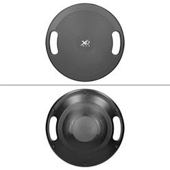 Balance Board für Fitnesstraining, schwarz, Ø 40 cm