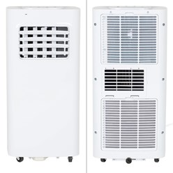 Mobile Klimaanlage, 4in1 Funktion, 1500W, inkl. Fernbedienung