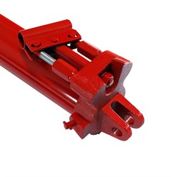 Hydraulikzylinder 495 mm Hub bis 8 t