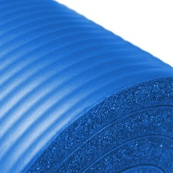 Yogamatte Blau 180 x 60 x 1,5 cm