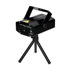 Mini Laser Projektor R&G schwarz