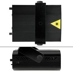 LED-Mini-Laser-Projektor Rot-Grün