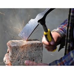 Maurerhammer mit Stahlrohrstiel 600 g 5 Stück