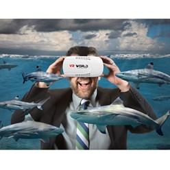 Virtual Reality 3D-Brille für Smartphones