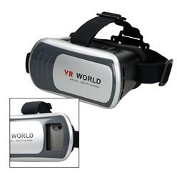Virtual Reality 3D-Brille mit Kameraöffnung für Smartphones