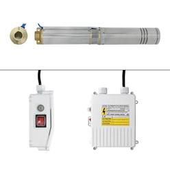 Tiefbrunnenpumpe 0,75KW 20 Kabel 230V / 50Hz