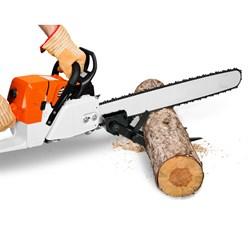 Chevalet de sciage métal galvanisé pliable+ protection tronçonneuse coupure bois