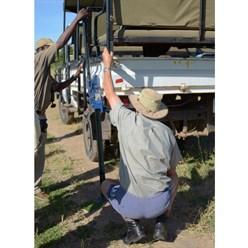 """60"""" Farm jack cric tout-terrain 4x4 pour véhicule voiture tout terrain 3000kg 3T"""