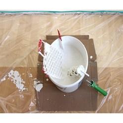 5 x Gewebe-Masker Abdeckfolie 550mm 20m