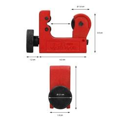 Rohrschneider 3-22 mm