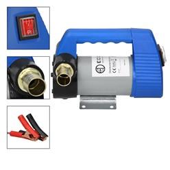 Elektrische Dieselpumpe Set 12 V selbstansaugend