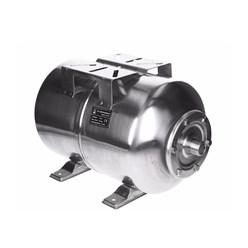 Edelstahl Membrankessel 24 L, mit EPDM Membran, 1 Zoll Anschluss , bis 6 Bar Druck