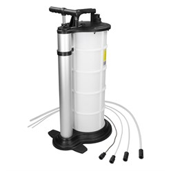 Öl-Absaugpumpe 9 l Behälter