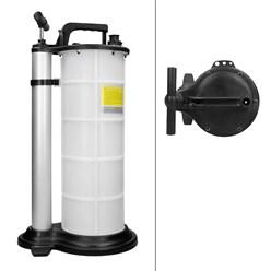 Ölabsaugpumpe Flüssigkeitsabsaugpumpe 9L