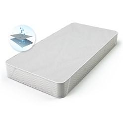 70x140 cm Protège-matelas imperméable respirant anti-allergène étanche pour lit