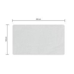 Matratzenschoner 100% Baumwolle 120 x 200 cm