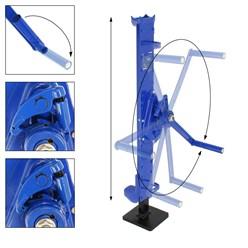 Zahnstangenwinde Stahlwinde 1.5 Tonnen