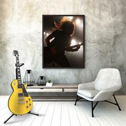 2 x Gitarrenständer faltbar