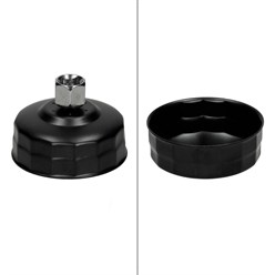 Ölfilterschlüssel Set 15 Teilig