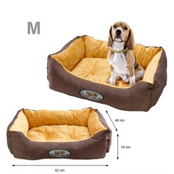 Hundebett Doggy Dream M = 62x48x19cm
