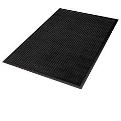 Fußmatte Türmatte Schwarz 60x90cm