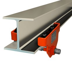 Laufkatze Rollfahrwerk 0,5 Tonne 50-220 mm