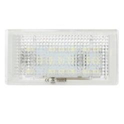 2 x LED-Kennzeichenbeleuchtung mit E-Prüfzeichen BMW 3 E46