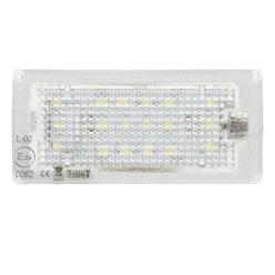 Kennzeichenbeleuchtung BMW mit E-Prüfzeichen