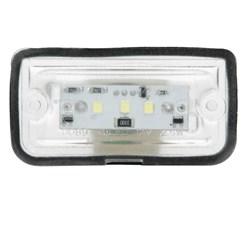2 x LED-Kennzeichenbeleuchtung mit E-Prüfzeichen Mercedes Benz