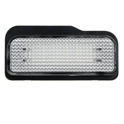 2 x LED-Kennzeichenbeleuchtung mit E-Prüfzeichen Mercedes-Benz
