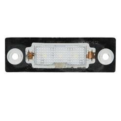 LED-Kennzeichenbeleuchtung mit E-Prüfzeichen VW Skoda
