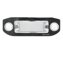 Kennzeichenbeleuchtung Volvo mit E-Prüfzeichen