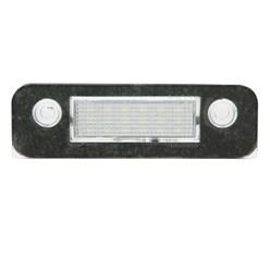 Kennzeichenbeleuchtung Ford mit E-Prüfzeichen