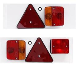 Anhänger Beleuchtungsbalken E4 7-polig
