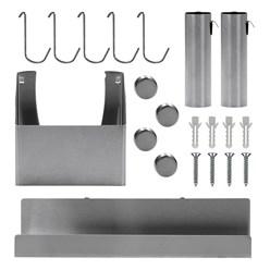 Schlüsselboard/Schreibtafel magnetisch 35x50cm